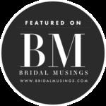 bm dark badge circular